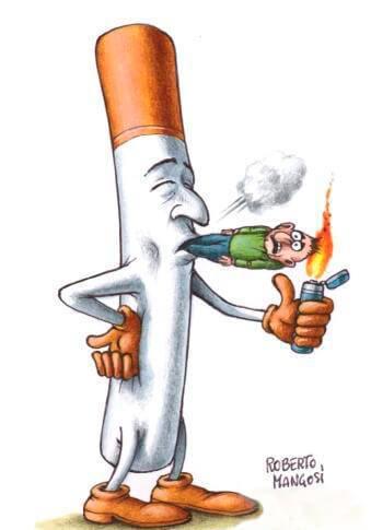 Залежність від тютюну і сигарет