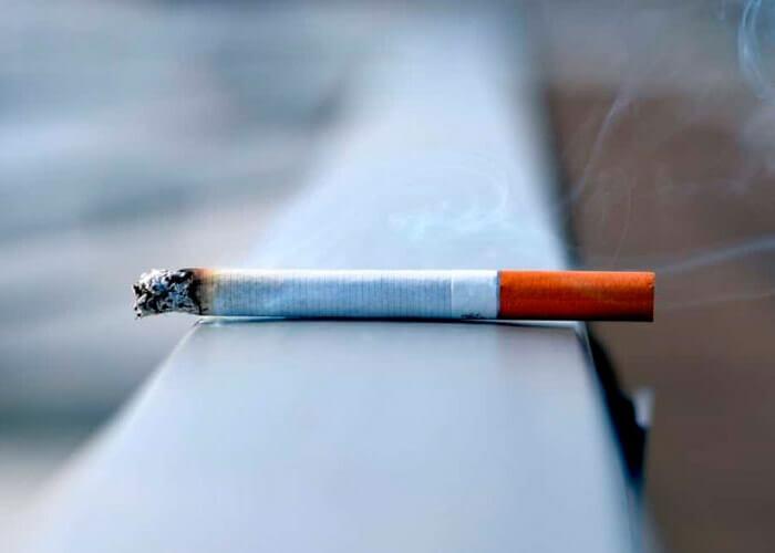 Стадії нікотинової залежності за Рязанцевим